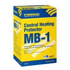 Fernox MB-1 Central Heating Protector 4 Litres